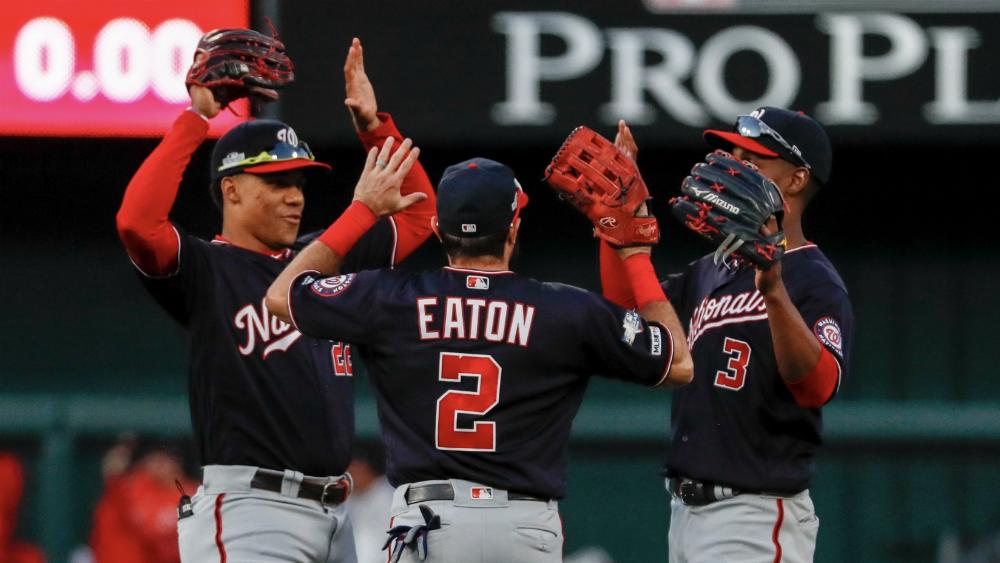 Nacionales siguen imparables y propinan segunda derrota a Cardenales - Foto de @MLB