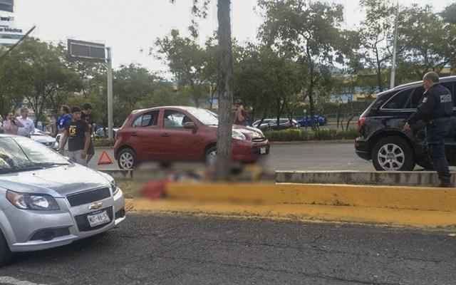Mueren dos jóvenes en choque en Naucalpan - Foto de @SoyNaucalpan