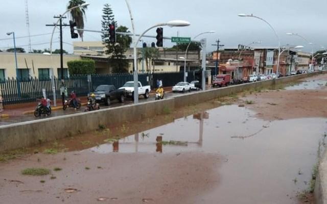 Suspenden clases en todo Nayarit por lluvias - Foto de Facebook Antonio Echevarría