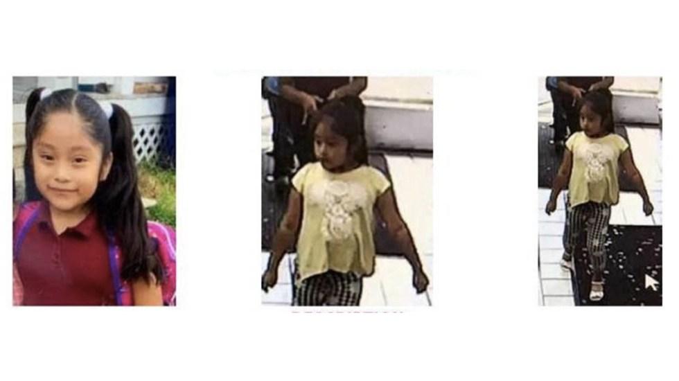 Decenas de personas colaboran en búsqueda de niña mexicana en Nueva Jersey - Niña perdida Nueva Jersey