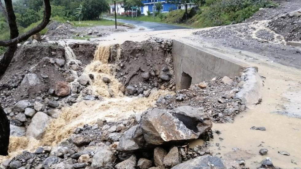 Declaratoria de emergencia para 38 municipios de Oaxaca por lluvias - Foto de @CEPCO_GobOax