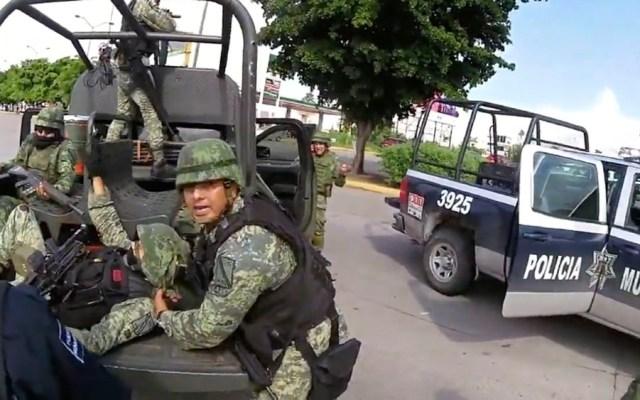 FGR y Legislativo recibirán informe de operativo en Culiacán: López Obrador - FGR y Legislativo recibirán informe de operativo en Culiacán: López Obrador