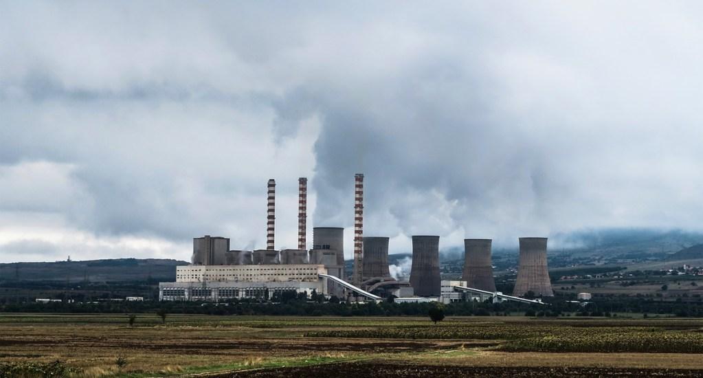 ONU alerta sobre gas contaminante más potente que CO2 - Contaminación por gas