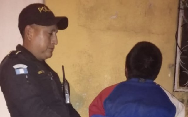 Padre guatemalteco ebrio atropella a su hijo con su bicicleta y muere - Foto de @valvarez969