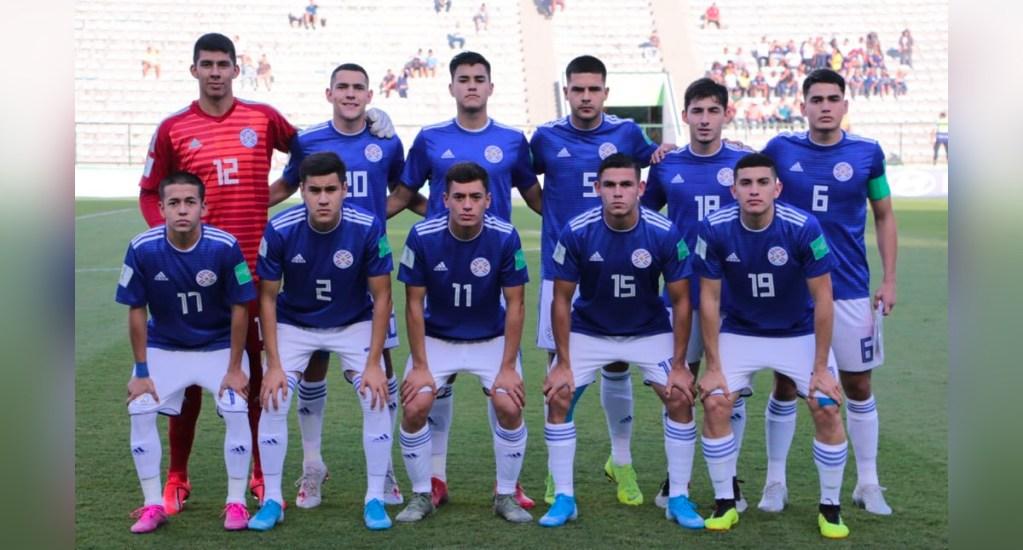 Paraguay sub'17 golea a Islas Salomón, en el grupo de México - Paraguay sub'17