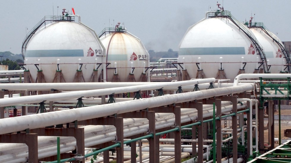 Sener se atribuye como logro que Mezcla Mexicana pasó de cero a 40 dólares por barril - Imagen cedida por la empresa Petróleos Méxicanos (Pemex) de su refinería ,Complejo Cactus, en el estado mexicano de Chiapas. Foto de EFE/PEMEX.