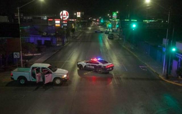 Detienen a cuatro tras amenaza de muerte a comandante de Nuevo León - Policía de Nuevo León