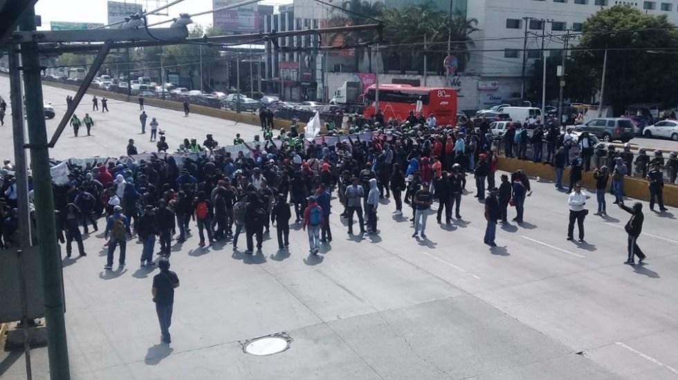 SSPC refrenda disposición al diálogo con policías federales inconformes - Foto de @E_Carpizo