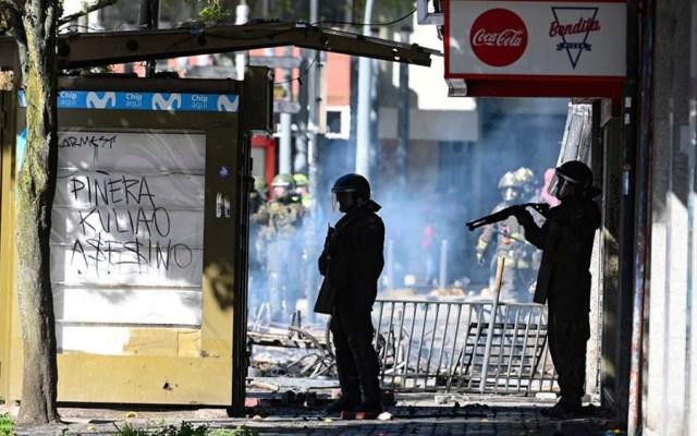 ONU enviará misión a Chile para investigar posibles violaciones a derechos humanos - onu protestas chile