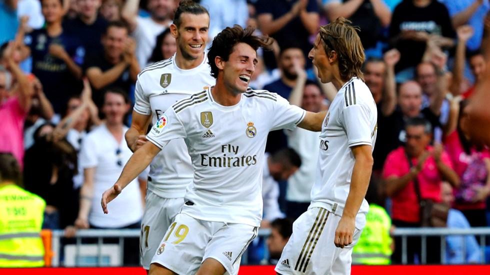Real Madrid gana con dosis de sufrimiento al Granada - Real Madrid