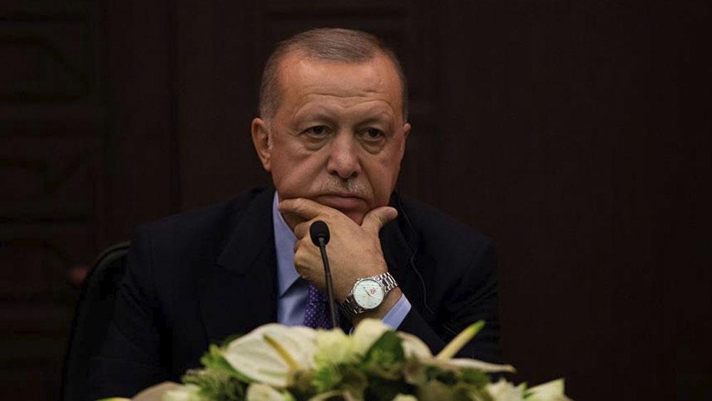"Erdogan pide a Putin que deje a Turquía ""cara a cara"" con Siria - Recep Tayyip Erdogan turquía"