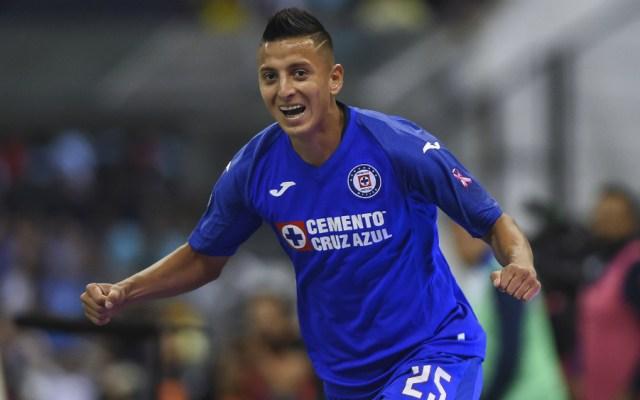 'Piojo' Alvarado quiere un título de liga antes de irse del Cruz Azul - Foto de Mexsport