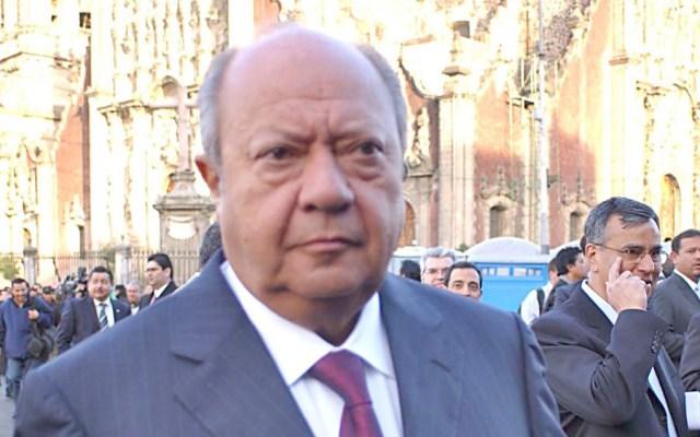 Renuncia de Romero Deschampses el inicio de una etapa nueva, afirma López Obrador - romero Deschamps