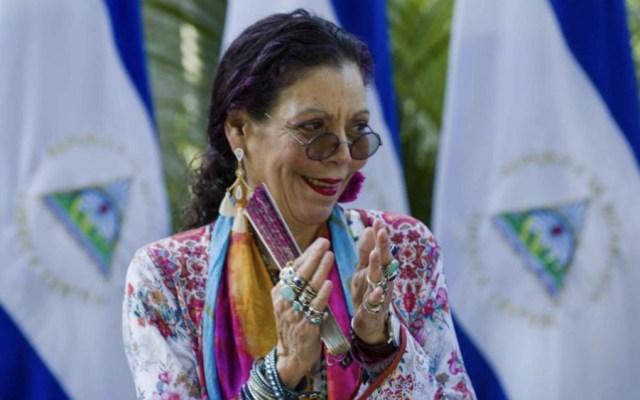 "Vicepresidenta de Nicaragua califica de ""plaga"" a opositores - Foto de EFE"