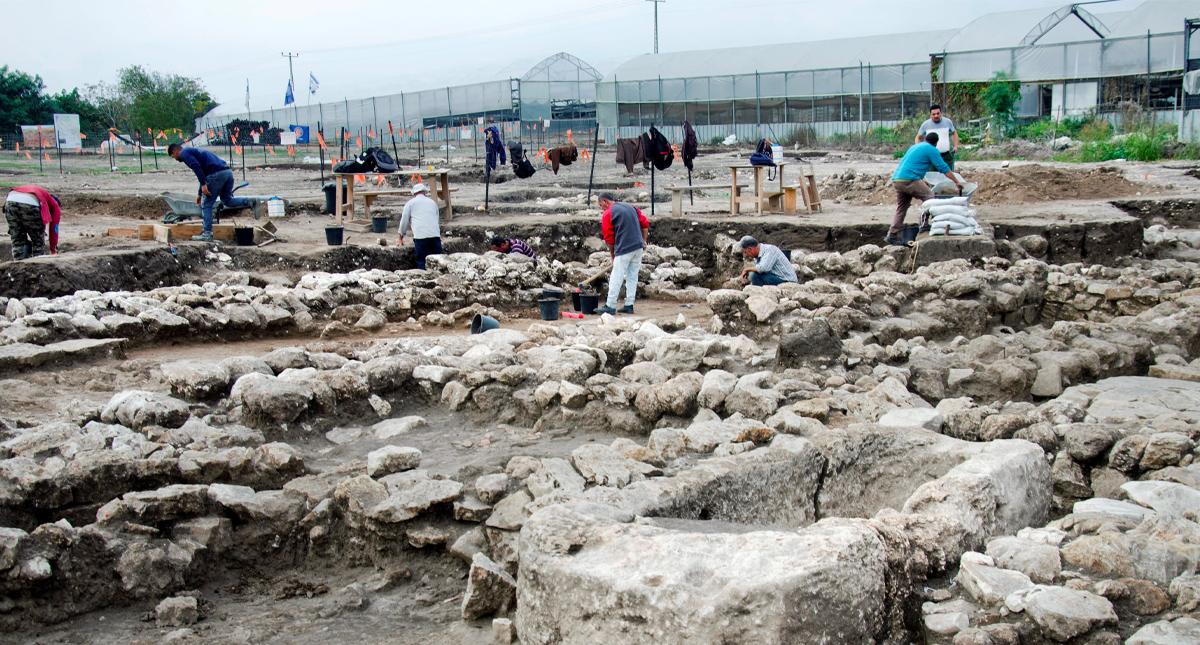 Descubren ciudad de 5 mil años de antigüedad en Israel