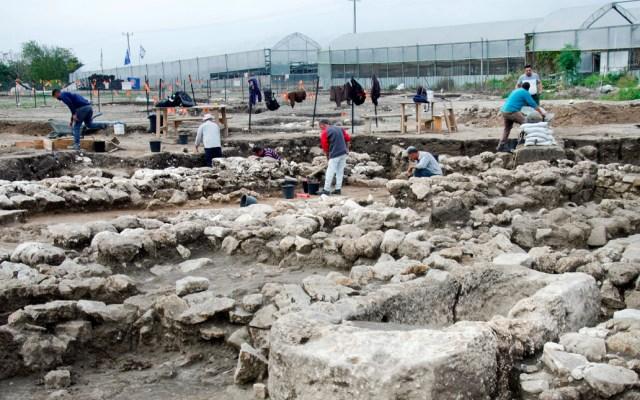 Revelan en Israel antigua metrópoli similar a Nueva York, pero de la Edad de Bronce - Ruinas