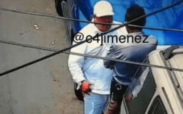 SSC busca a santero de 'El Lunares' por sobornos a policías en Tepito - Foto de @C4Jimenez