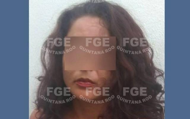 Vinculan a proceso a banda de secuestradores en Quintana Roo - Presunta secuestradora