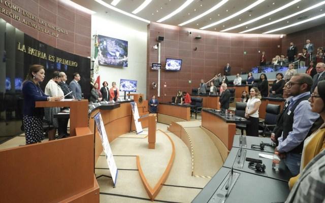 Senado aprueba reforma que prohíbe condonación de impuestos - Senado de la República México sesión