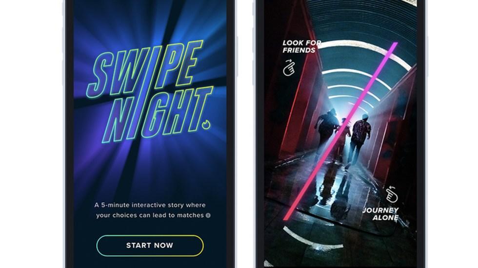 Tinder ofrecerá una serie para sus usuarios - Foto de Tinder
