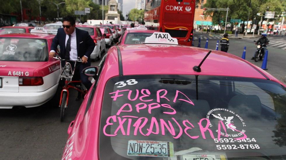 """""""No puede regresarse a prácticas opacas que benefician a unos cuantos"""": Gobierno de la CDMX a taxistas - Taxistas CDMX"""