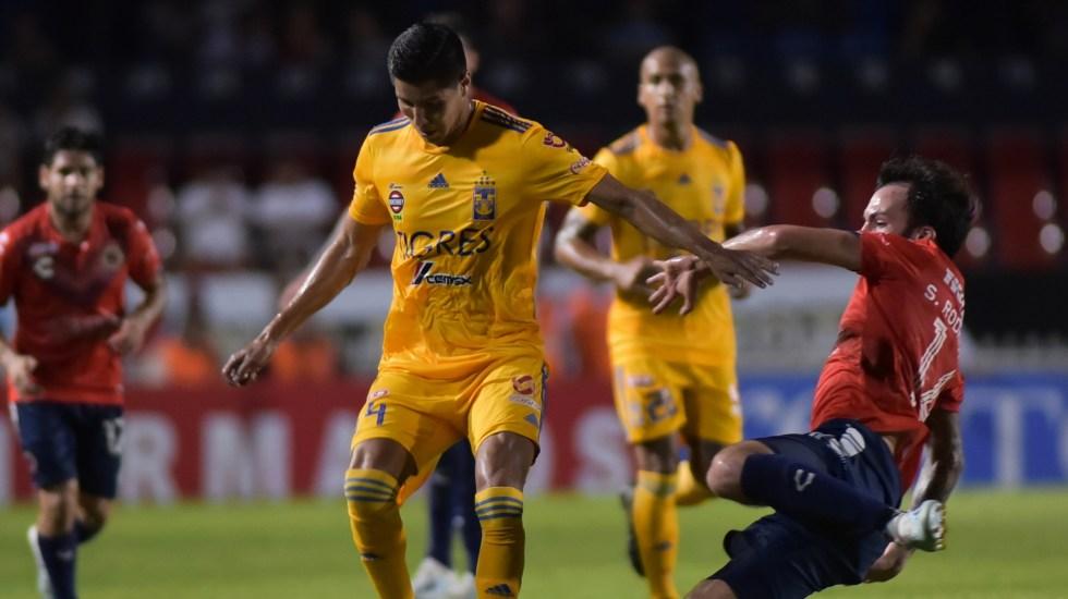 Rector de la UNAM reprueba actuación de Tigres ante Veracruz - Tigres partido Veracruz
