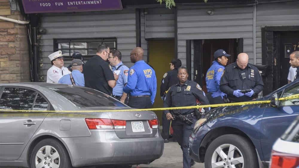 Al menos cuatro muertos en un tiroteo en Nueva York