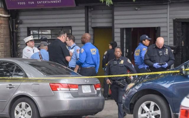 Tiroteo deja cuatro muertos y tres heridos en club de Nueva York - Tiroteo deja cuatro muertos y tres heridos en club de Nueva York