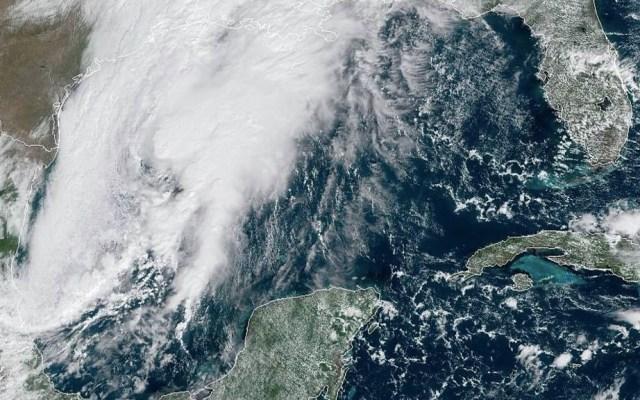 Se forma la tormenta tropical Olga en el este del Golfo de México - Tormenta tropical Olga Golfo de México