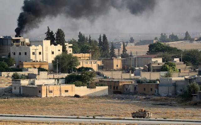Atentado con coche bomba deja al menos 13 muertos en Siria - Foto de Archivo EFE