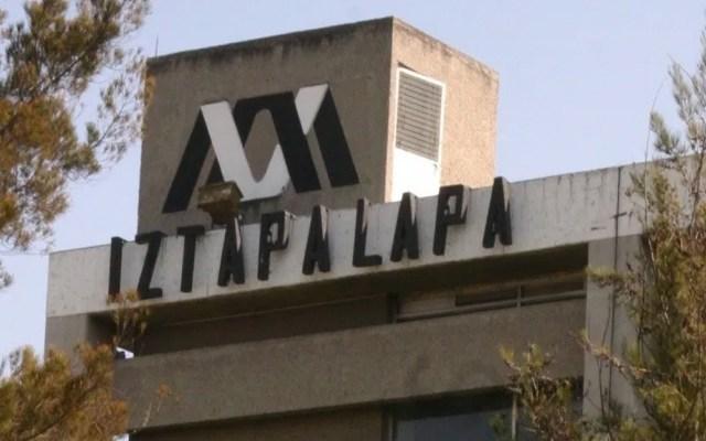 Falsa amenaza de bomba en UAM Iztapalapa provoca movilización policiaca - UAM Iztapalapa