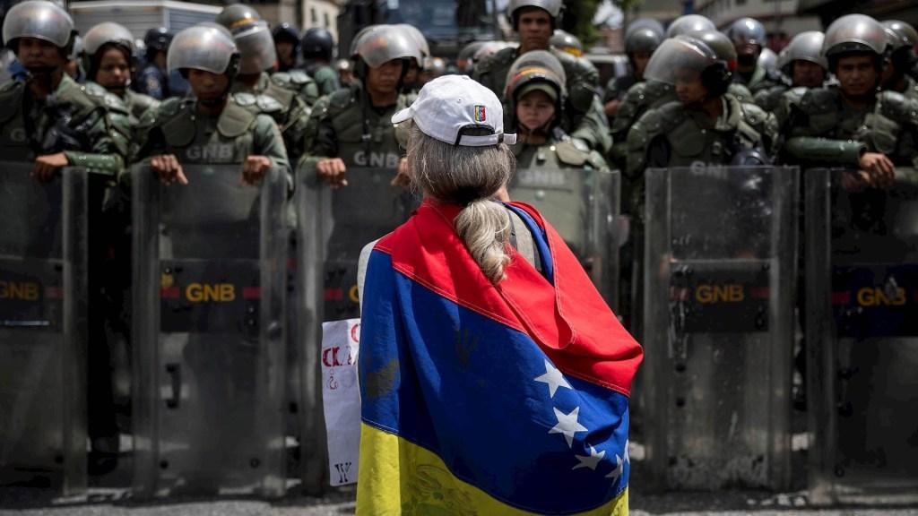 España examina propuesta de EE.UU. para transición democrática en Venezuela - El Gobierno español insistió en apoyar una negociación entre venezolanos para la que pide un