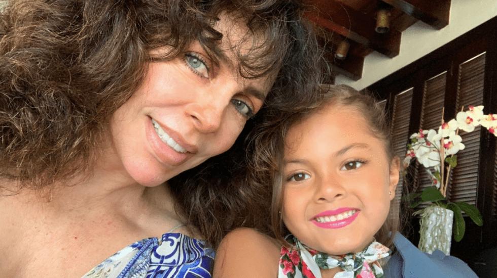 Verónica Castro reaparece en redes sociales - Foto de Twitter