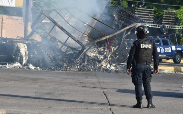 Senado valora llamar a comparecer a Alfonso Durazo por violencia en Culiacán - Foto de Notimex