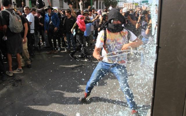 Gobierno de la CDMX califica como un éxito los cinturones de paz y la marcha del 2 de octubre - Foto de Notimex