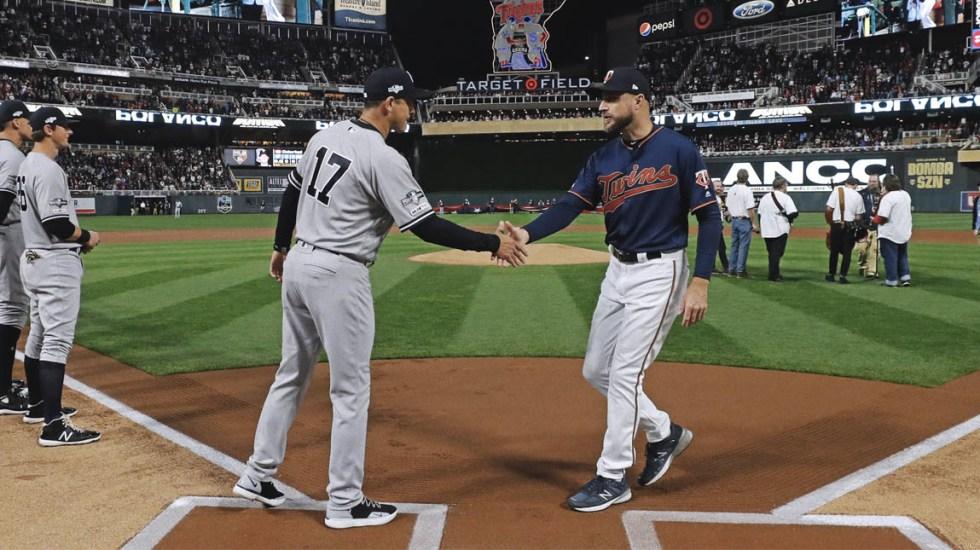Yankees barren a los Mellizos y avanzan a la Serie de Campeonato - Yankees Mellizos MLB. Beisbol