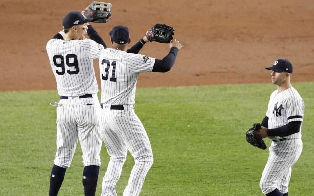 Yankees se niega a morir y fuerza un sexto encuentro con Astros - Yankees Nueva York partido Astros Houston