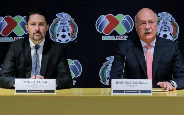 FMF dispone de 18 millones de pesos para resolver tema de Veracruz - Foto de @FMF