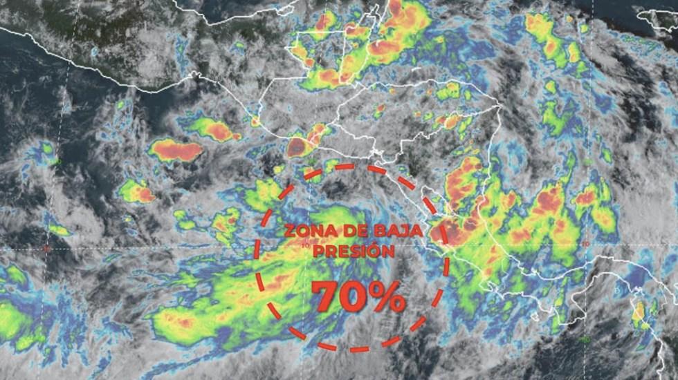 Zona de inestabilidad propiciará lluvias fuertes en Guerrero - Zona de inestabilidad lluvias Guerrero