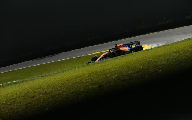 Reflejos del GP de Brasil 2019 - Foto de EFE.