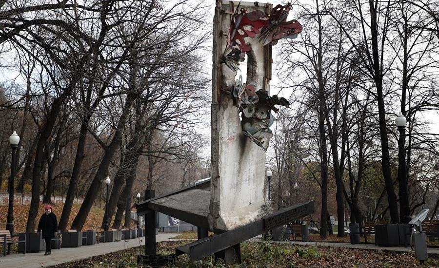 Un fragmento de la historia oculto en el centro de Moscú - Foto de EFE