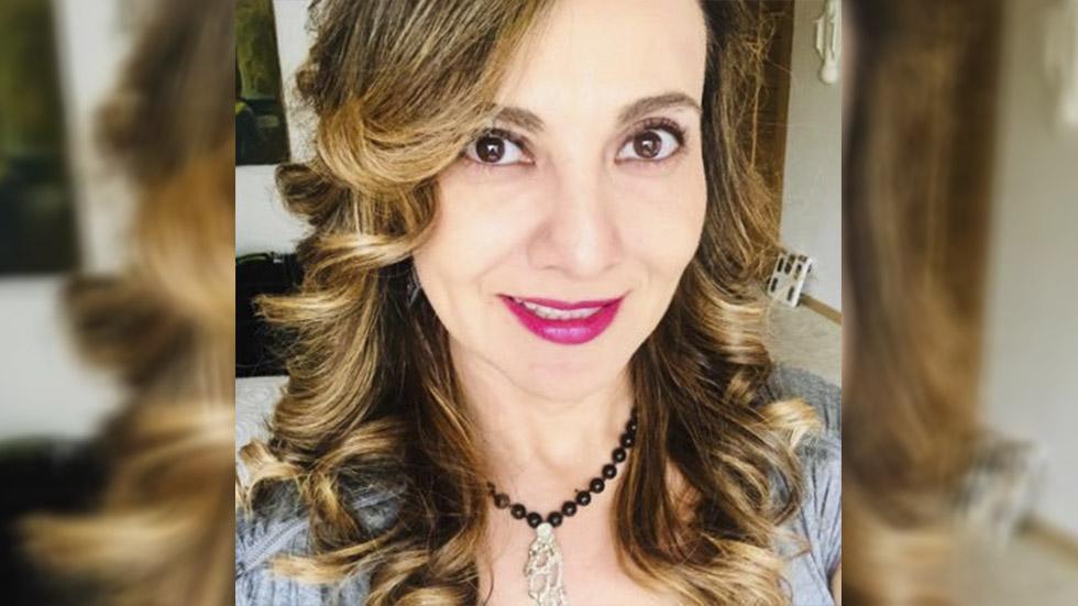 Exesposo de Abril Pérez no acude a firmar al Tribunal - Abril Pérez Sagaón. Foto de Twitter