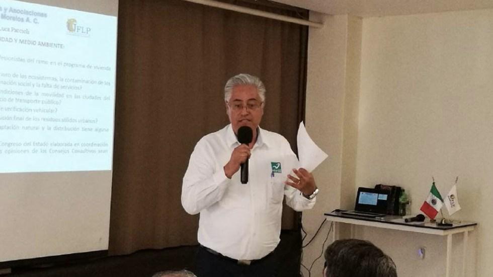 Rescatan a exrector de la UAEM secuestrado en Morelos - Alejandro Vera UAEM