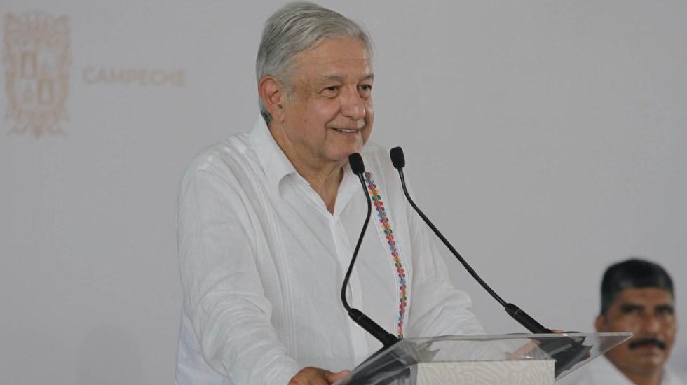 Conservadores se disfrazan de ambientalistas contra el Tren Maya: AMLO - AMLO Andrés Manuel López Obrador 10112019 2