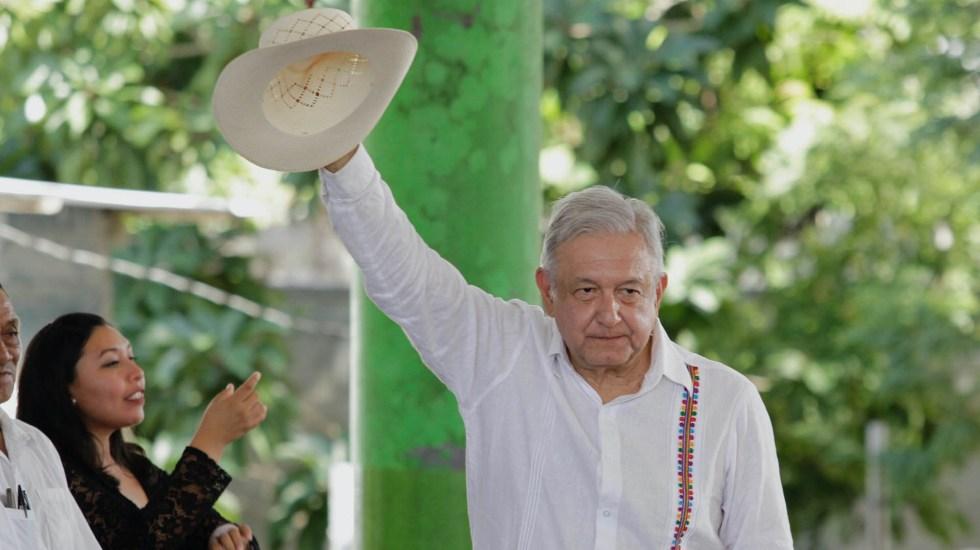 López Obrador califica de responsable la renuncia de Evo Morales a la presidencia de Bolivia - AMLO Andrés Manuel López Obrador 10112019