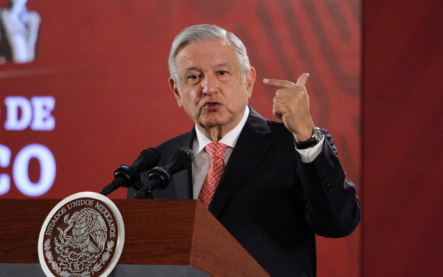"""""""Sostengo que crecimiento económico no es la panacea"""", declara López Obrador - Sostengo que no es la panacea el crecimiento, asegura López Obrador"""