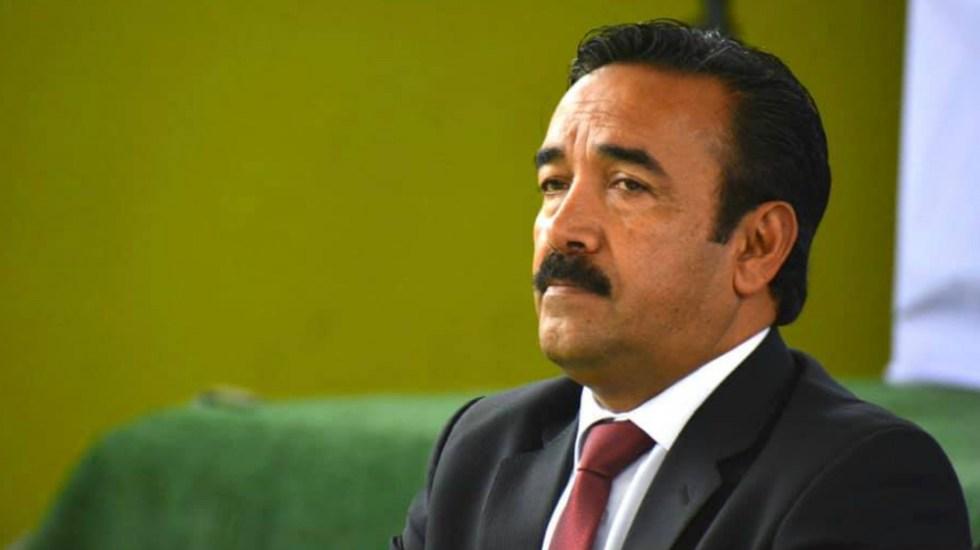Ordenan capturar al recién nombrado alcalde de Valle de Chalco - alcalde de Valle de Chalco