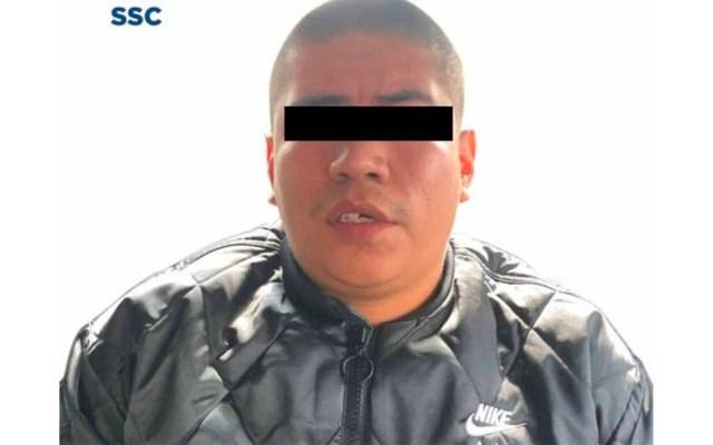 Vinculan a proceso a presunto asaltante de la Casa de Moneda - Asaltante Casa de Moneda