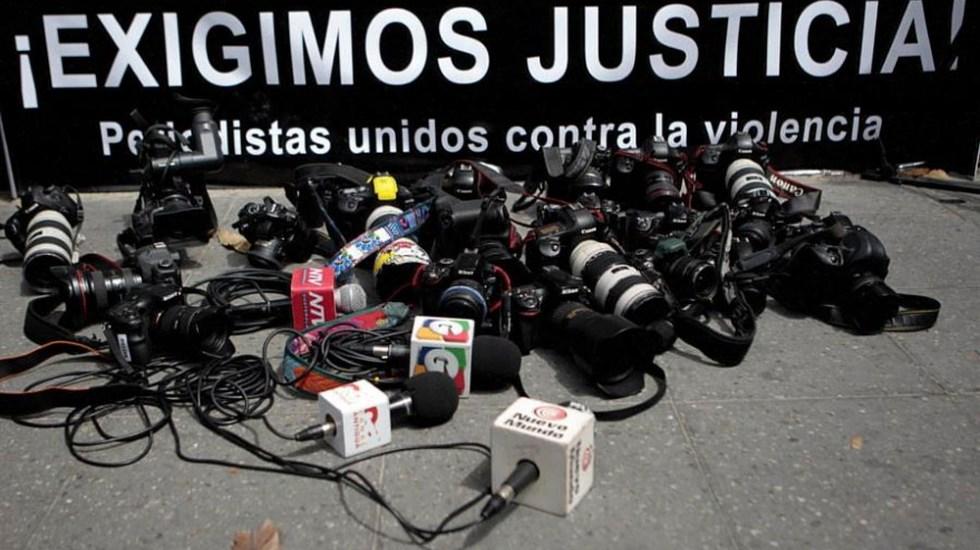 La Unesco registró 59 asesinatos de periodistas en 2020 - Aumenta 18 por ciento los asesinatos contra periodistas: UNESCO