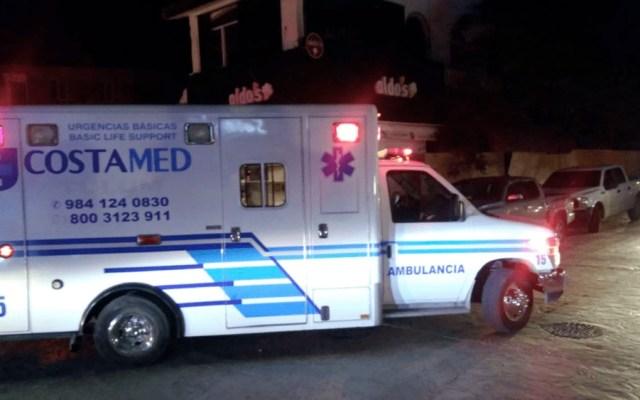 Ataque deja una mujer muerta en Playa del Carmen - Ataque deja una mujer muerta en Playa del Carmen